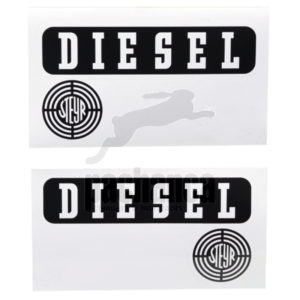 Stickers / emblemen