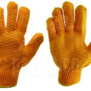 Textielhandschoenen gecoat