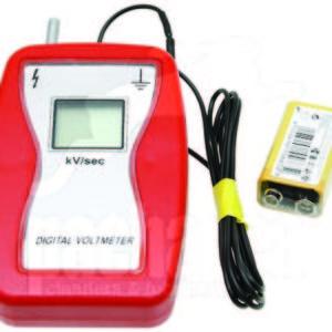 GRANIT testapparatuur voor schrikdraadafrastering