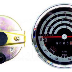 Controle-instrumenten