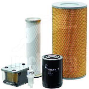 GRANIT filtersets