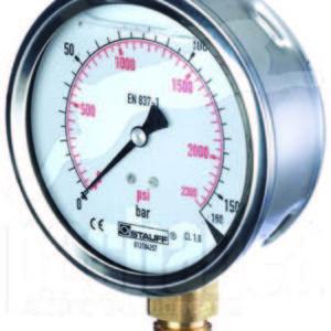 Test- en meetapparatuur hydrauliek