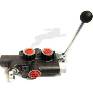 Monoblokventiel 80 l/min (voor houtkloofmachines)