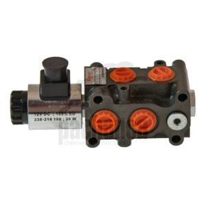 GRANIT elektrisch bediend ventiel