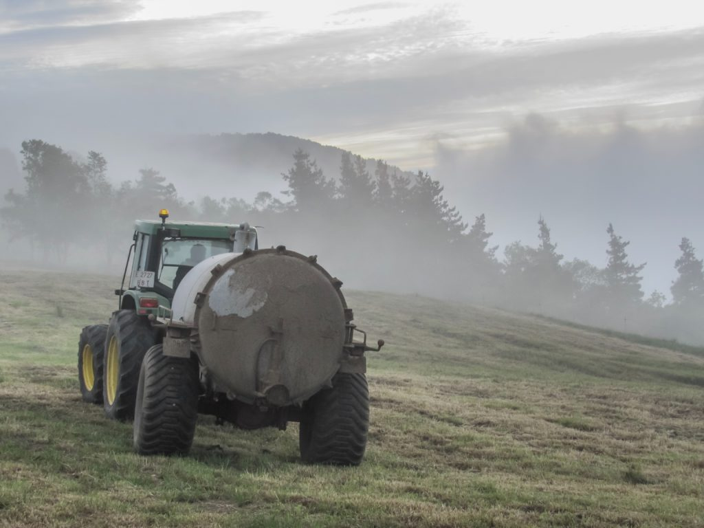 Mestverwerking en gewasbescherming