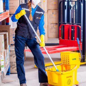 Veiligheid, kledij en reiniging
